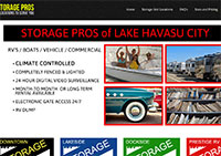 Boat and RV Storage Lake Havasu
